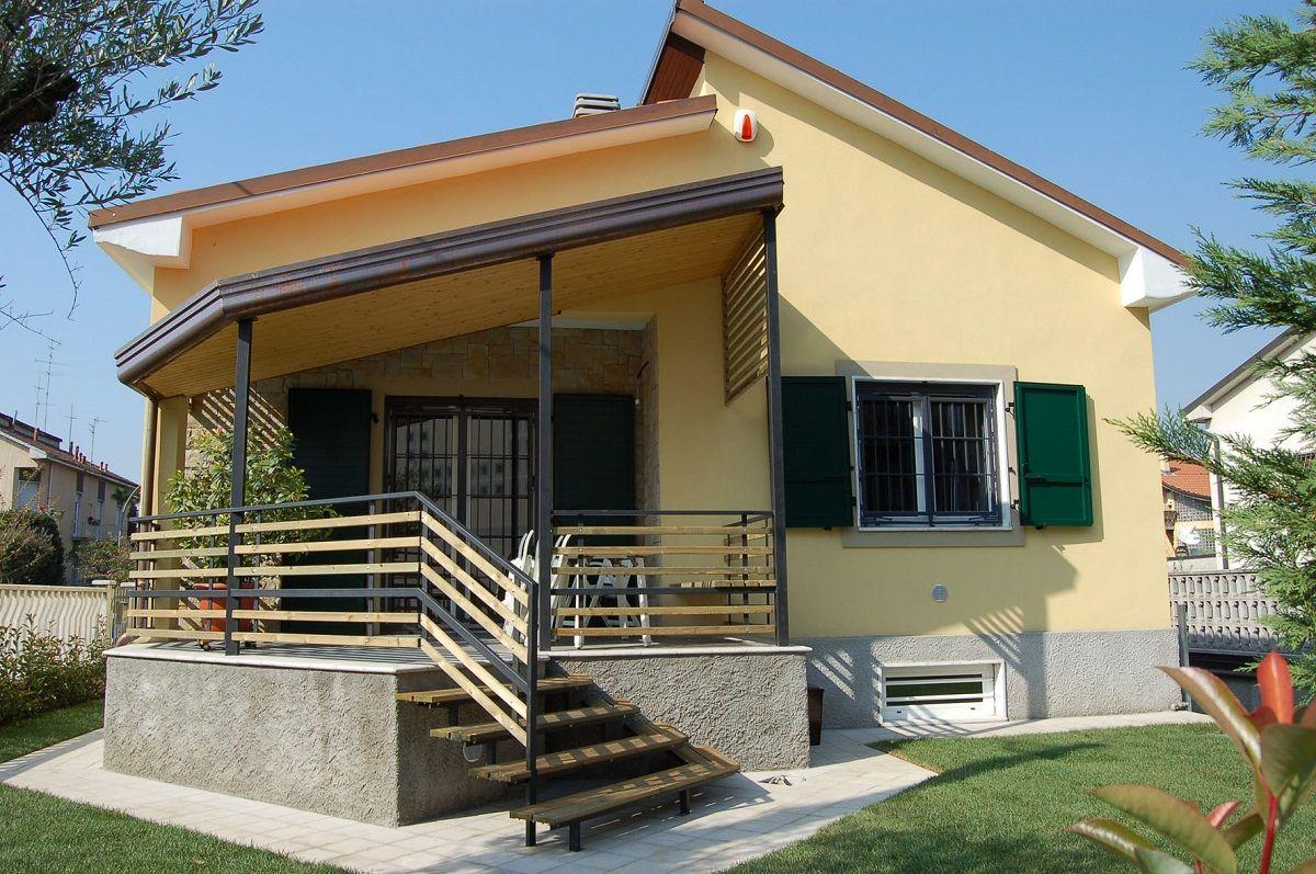 Studio premoli invernizzi architetti paderno dugnano for Ristrutturazione casa anni 70